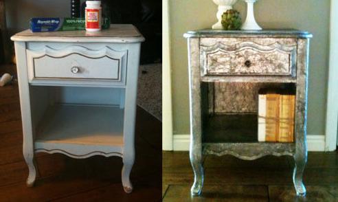 Vintage Revivals / Tin Foil Furniture