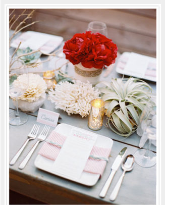 Rustic Tabletop Inspiration