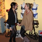 All Around Town: Ann Taylor Summer Preview, La Petite Coquette Valentine's Day Collection, Club Monaco Spring Preview