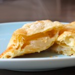 Pear & Cream Cheese Turnovers