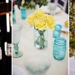 Reader Question / Mason Jar Wedding Decor