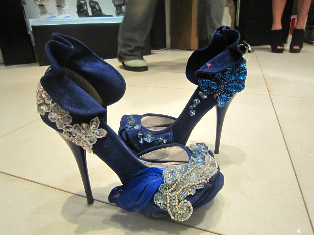 Pamela Quinzi Custom Shoes