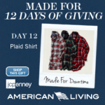 American Living Made For 12 Days Of Giving Gift Pick