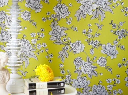 Lust Object: Chartreuse Wallpaper