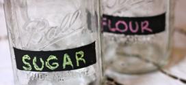 Do-It-Now DIY: Fix Up Your Flour Jars