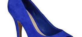 How-To: Wear Cobalt Shoes (To A Wedding)