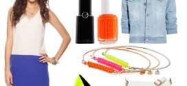 How-To: Forever 21 Colorblock Dress