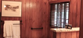 Bathroom Before-And-After And A Ramble About Wood Paneling