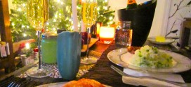 Small Spaces And Holiday Entertaining