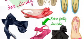 Bow Sandals For Spring
