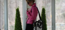 How To: Wear A Pink Leather Jacket