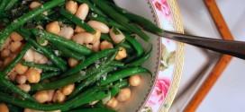 Three-Bean Salad With Mint