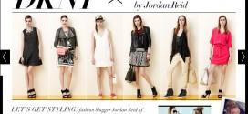 Presenting: DKNY x Ramshackle Glam by Jordan Reid