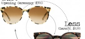 Lust Or Less: Perfect Sunglasses