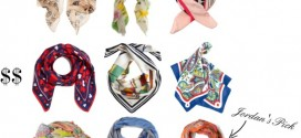 Summery Silk Scarves (And How To Style Them)