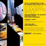 DKNY-SP13-5107 DKNY Bloomingdale's PA Evite