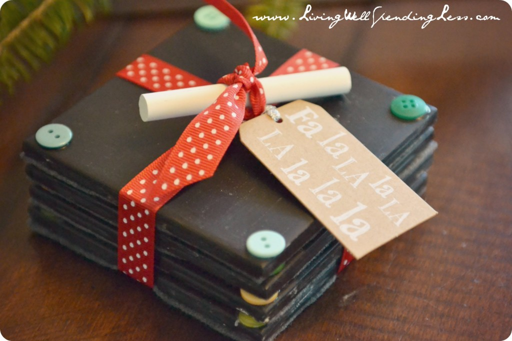 Small gift ideas for christmas homemade