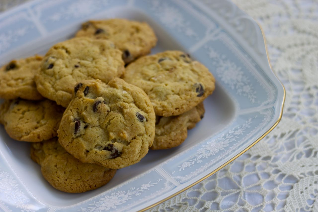New York Times Chocolate Chip Cookies Recipe — Dishmaps