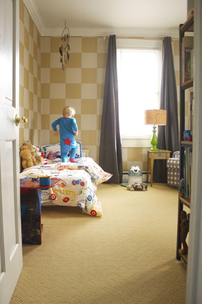 presenting the big boy bed ramshackle glam. Black Bedroom Furniture Sets. Home Design Ideas