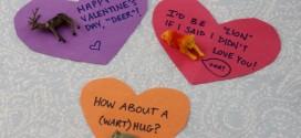 DIY Valentine's Day Cards For Kids