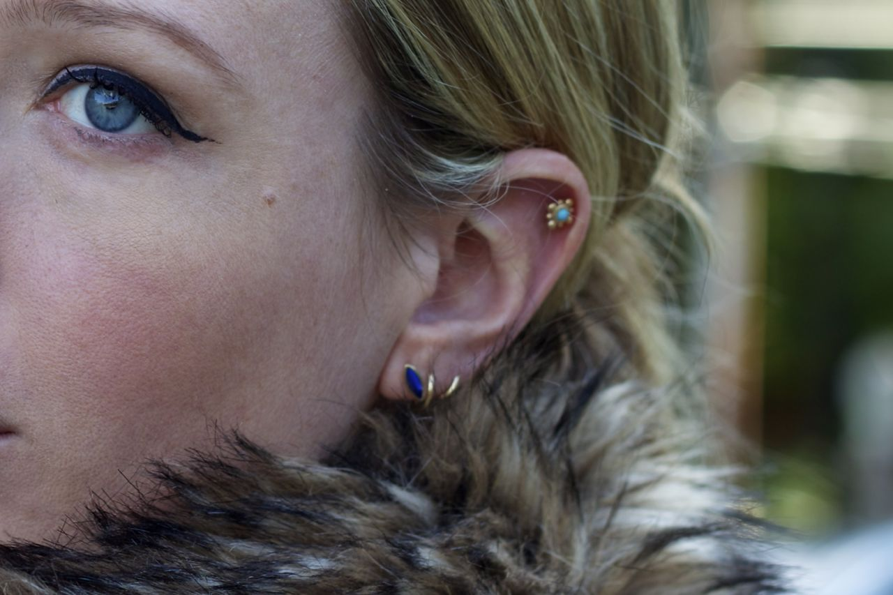 Upper Ear Piercing Advice Ramshackle Glam