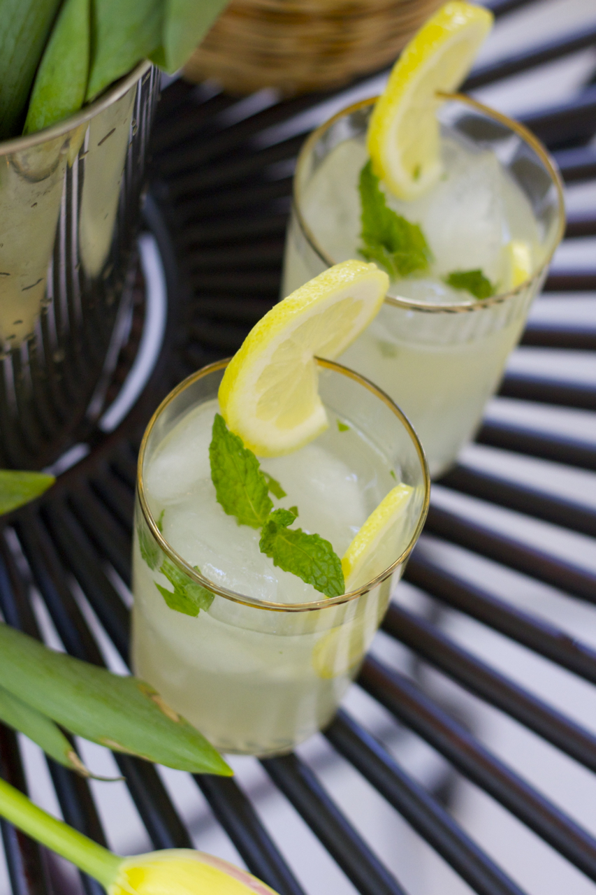 Fresh Mint Lemonade Ramshackle Glam