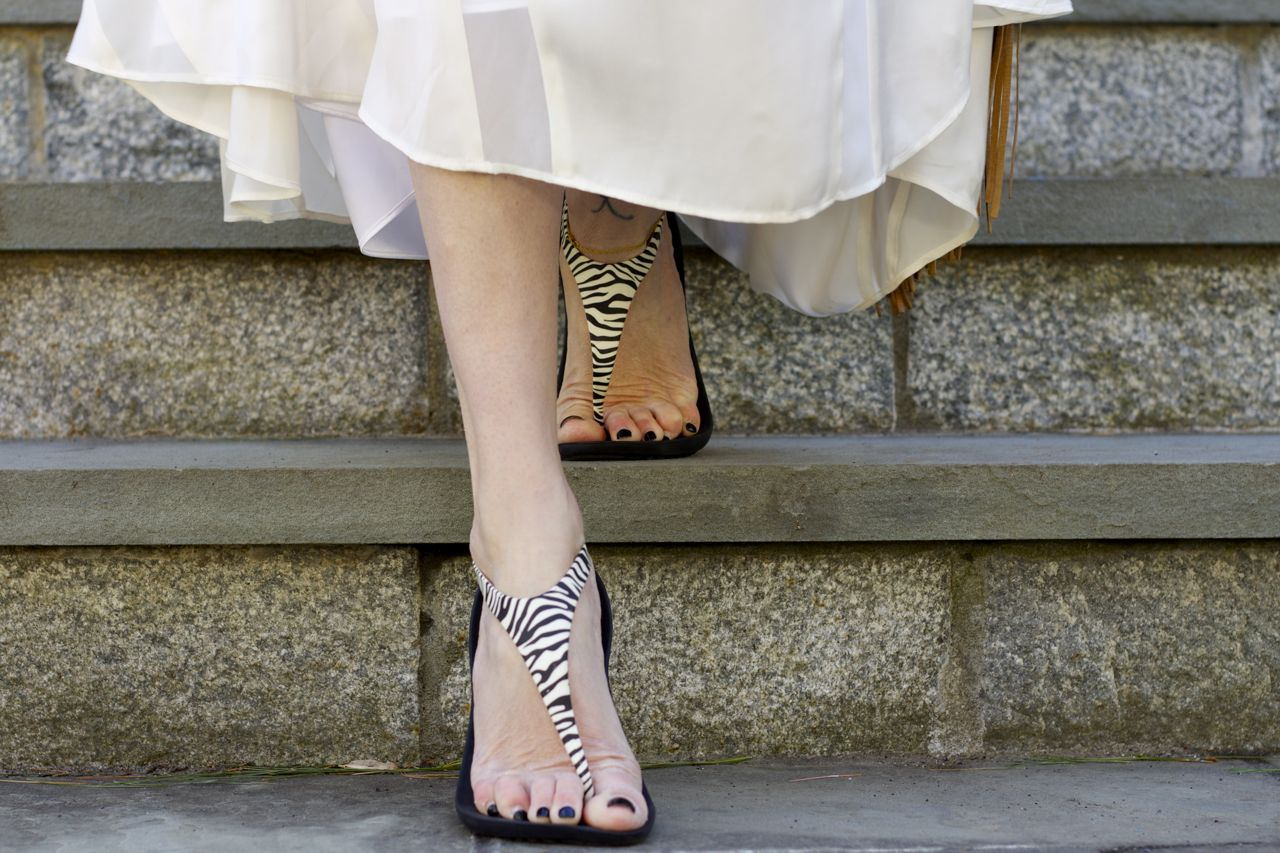 zebra crocs
