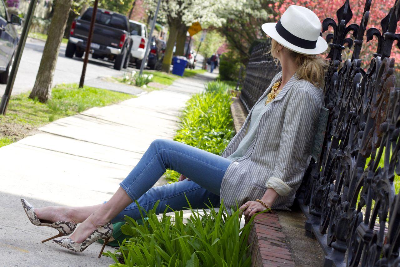 spring jeans