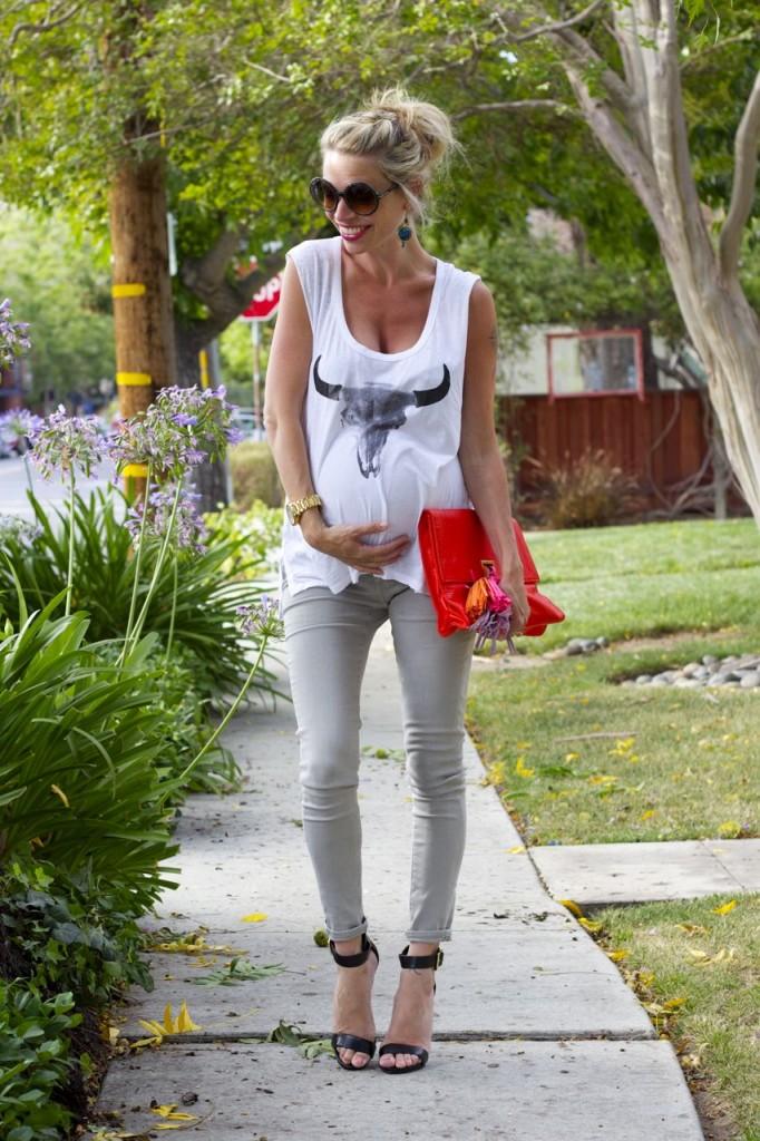 third trimester jeans