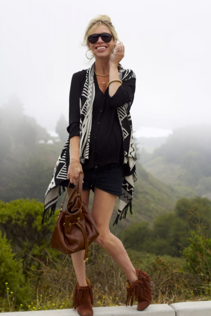 How To Wear Black And Brown Together Ramshackle Glam