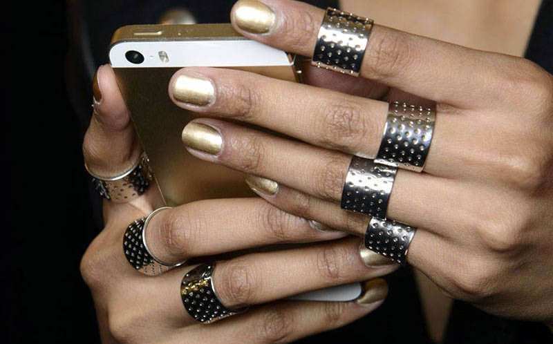 You Have To Try These Fall 2014 Nail Trends