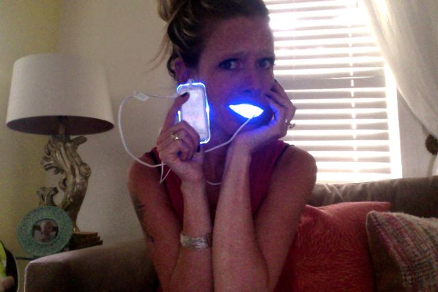 glo tooth whitening