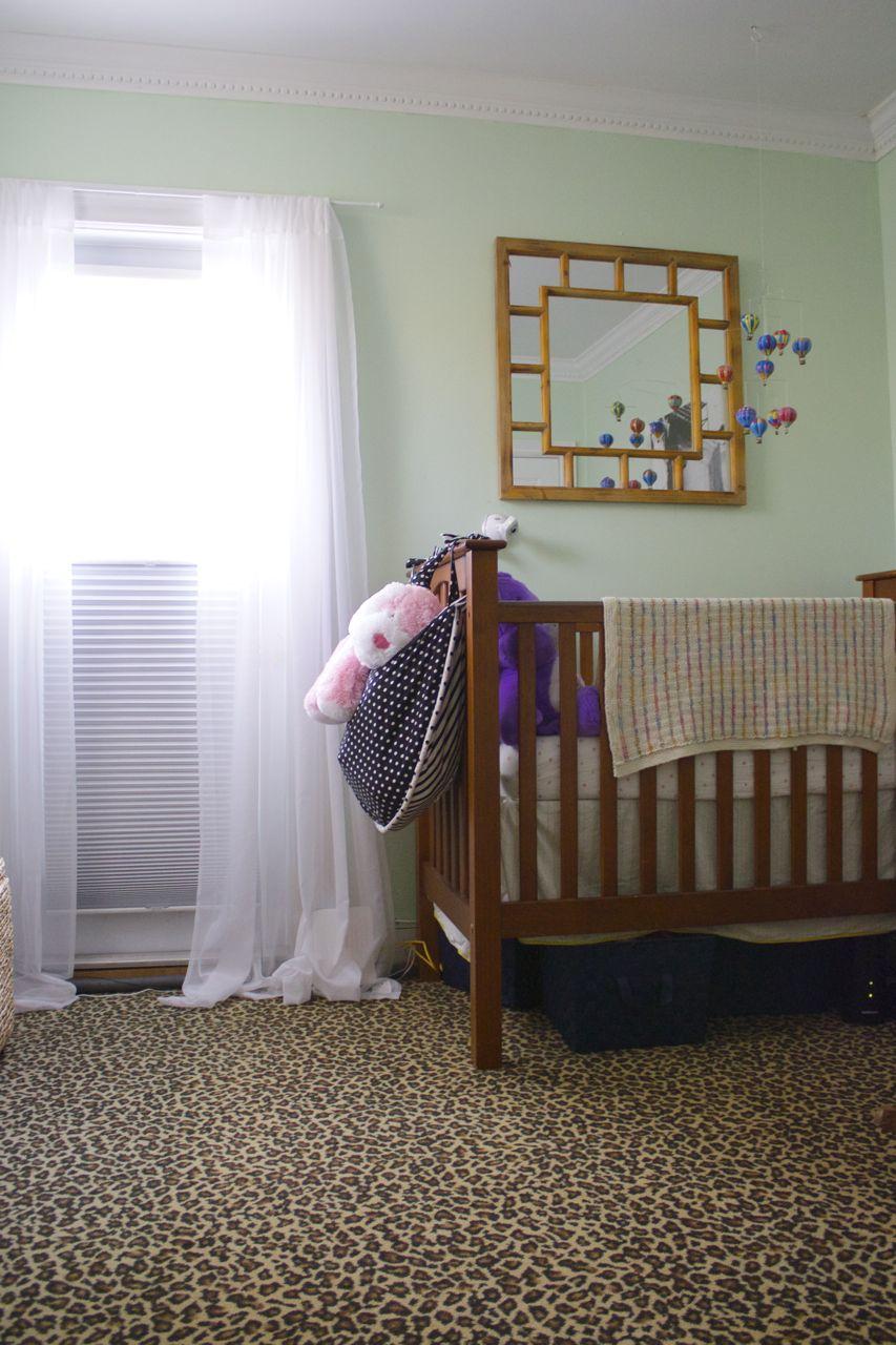 cordless blind nursery