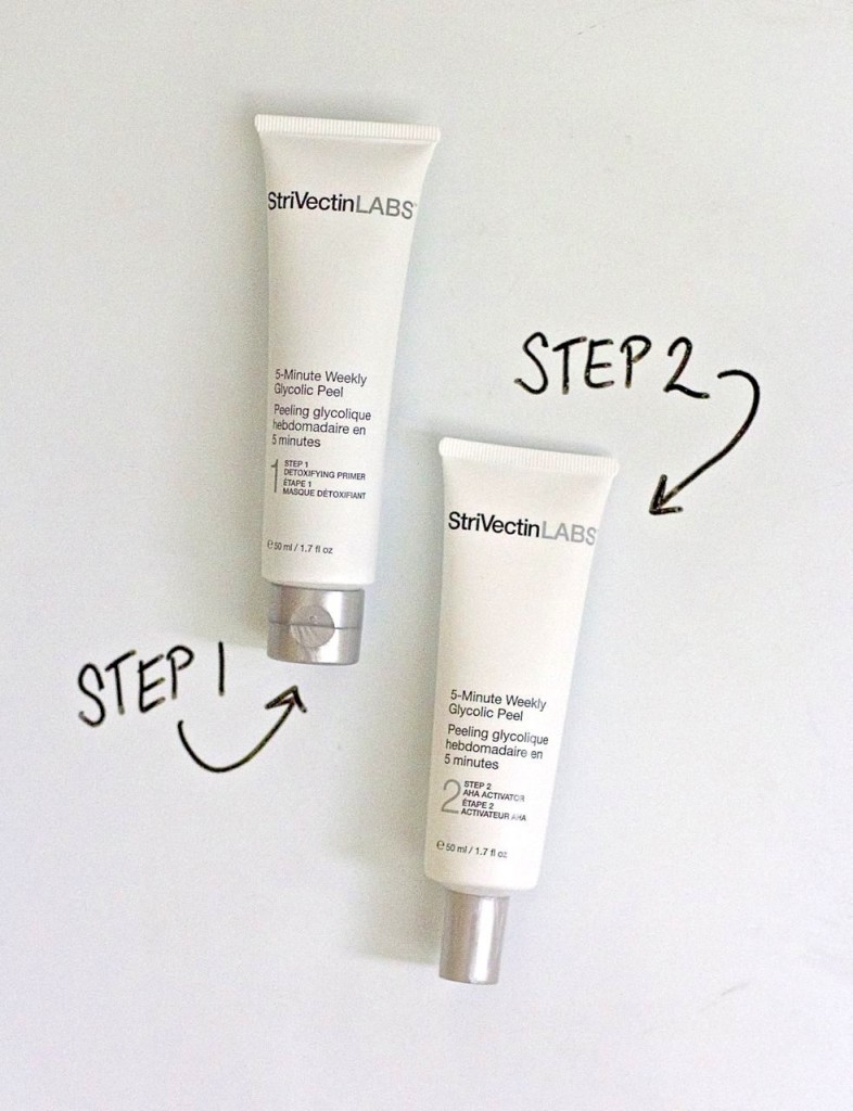 strivectin strivectinlabs glycolic peel