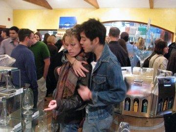 Jordan Reid and Kendrick Strauch, 2007