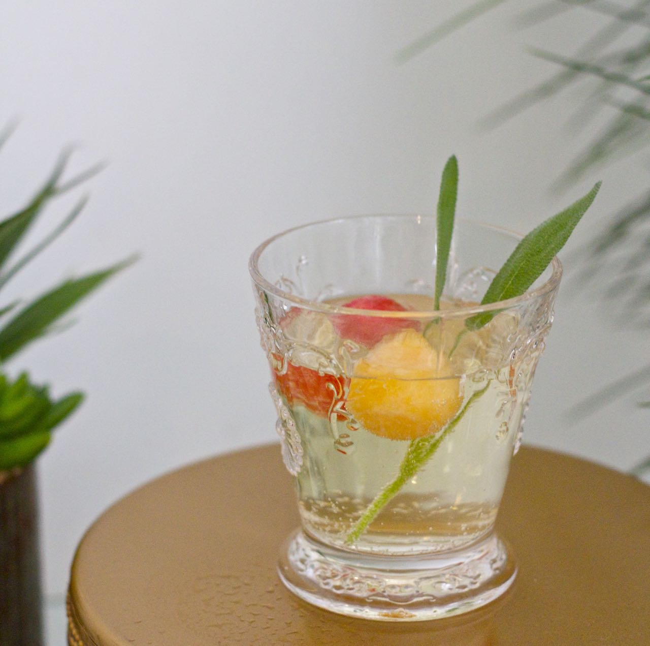 The Classic White Wine Spritzer (But Better) – Ramshackle Glam