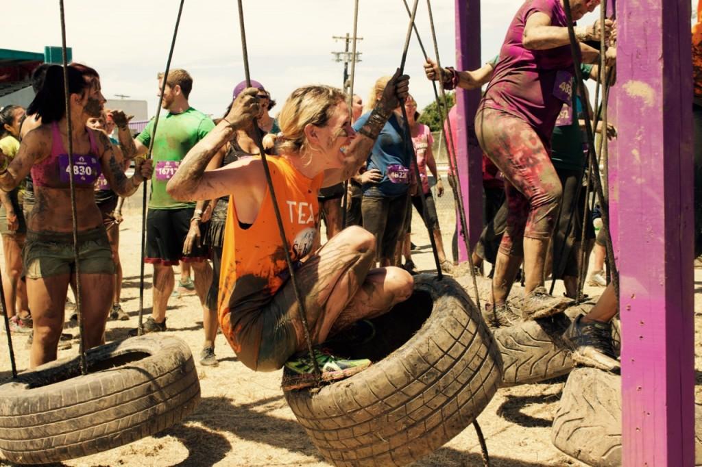 mudderella obstacles
