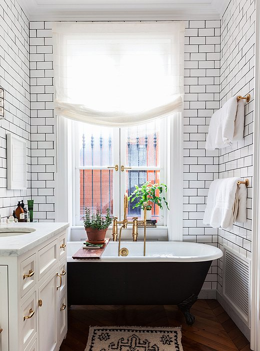I am totally satisfied with my newly renovated bathroom. I want to thank  everyone at Schrader and Company, but especially Brian and Val for holding  my hand ...