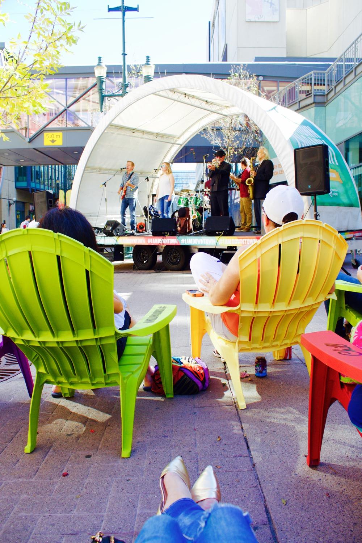 calgary street music