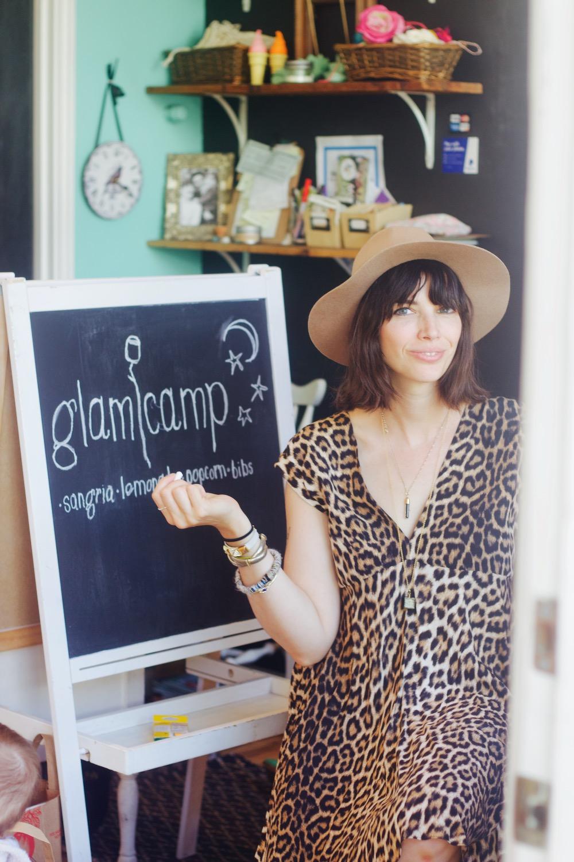 glam camp erin williams