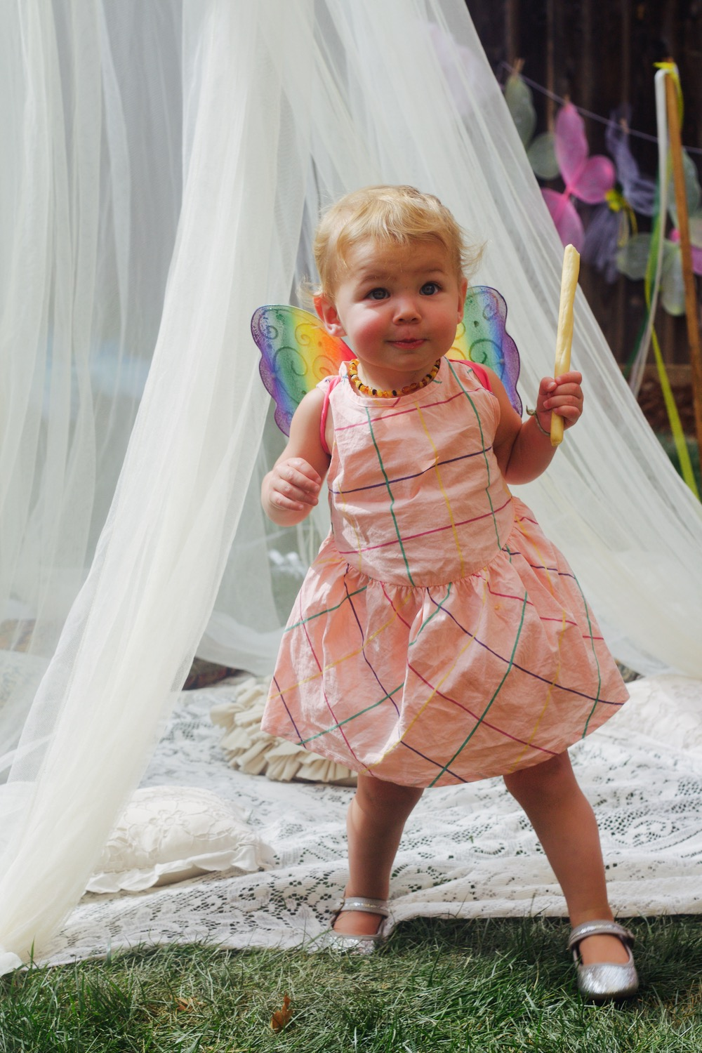 baby girl fairy outfit