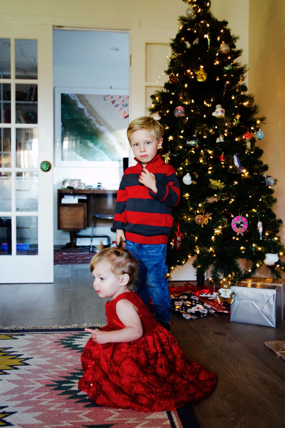 little boys and girls holiday attire from kmart
