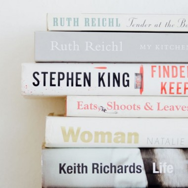 What I'm planning to read in 2016