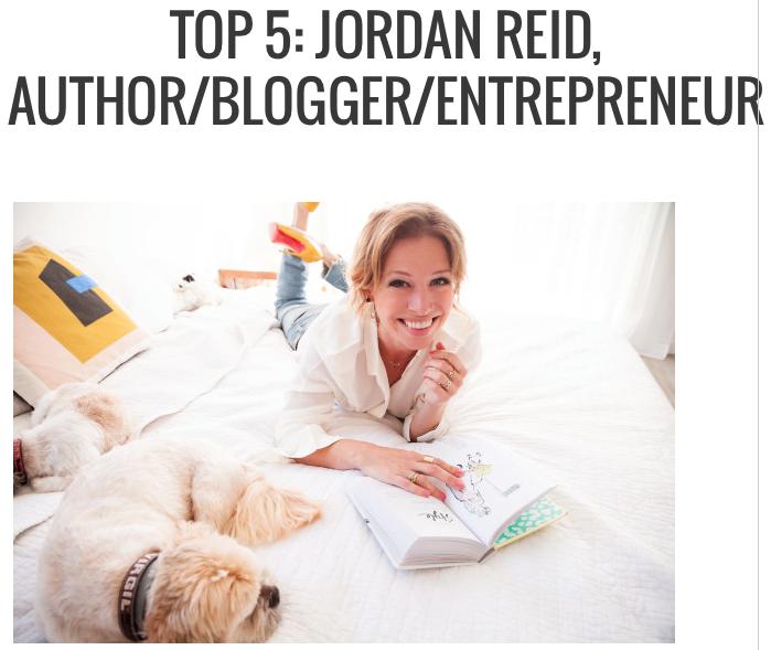 Jordan Reid's I Want To Be Her interview