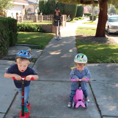 Micro Kickboards for adults, kids and toddlers