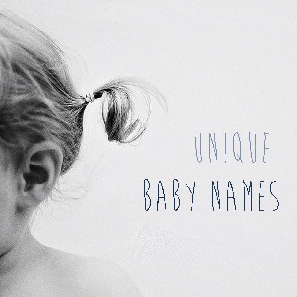 Most unpopular baby names of 2016
