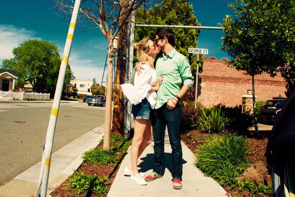Jordan Reid and her husband Kendrick Strauch