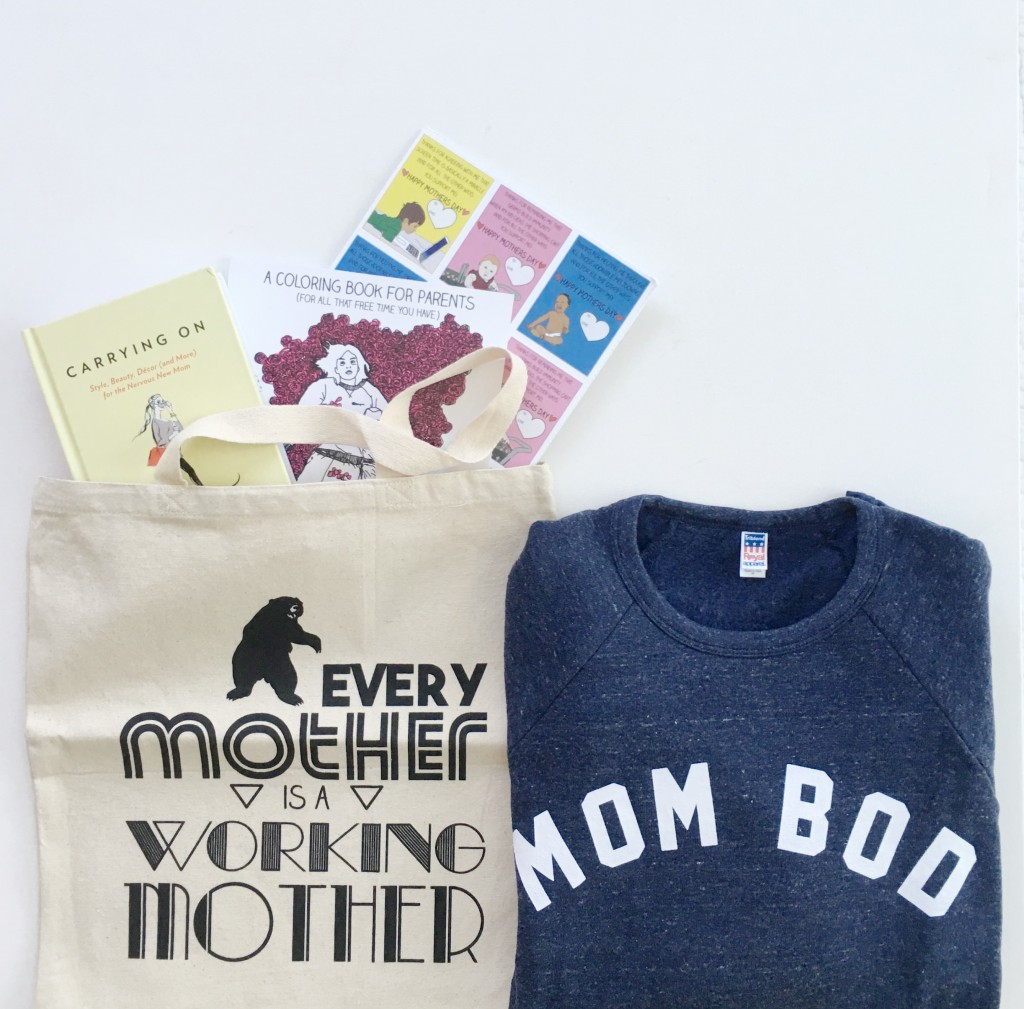 Mother's Day giveaway from glam camp