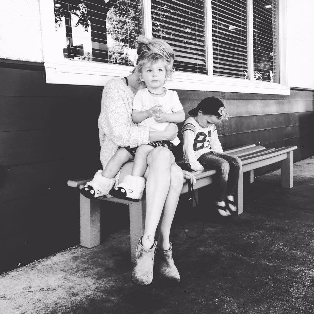 Mother's Day 2016 temper tantrum