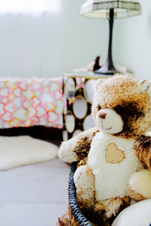 Little girl's room that isn't too girly